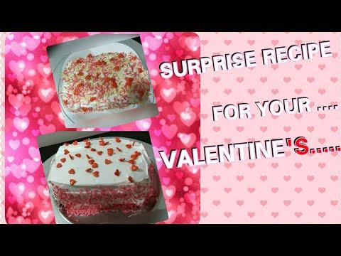 Surprise Recipe For Your Valentine