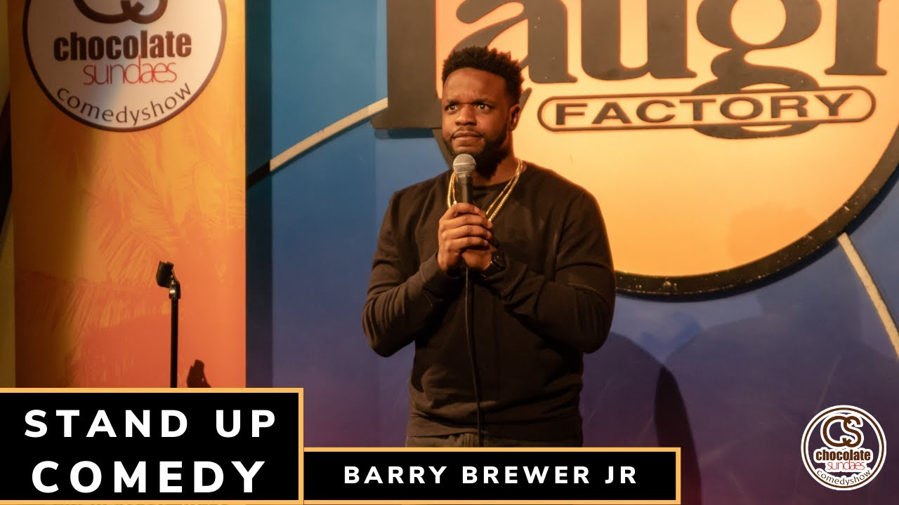 I Accidentally Went on a Gay Date - Barry Brewer