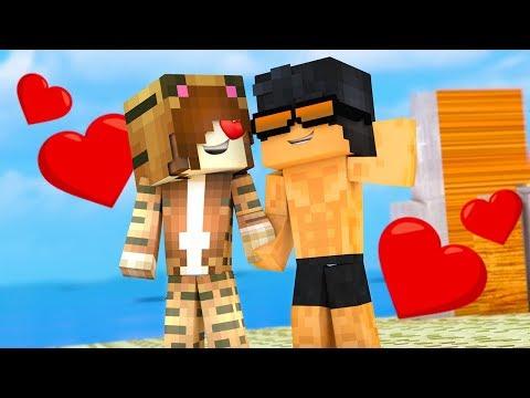 Minecraft Daycare -TINA'S NEW BOYFRIEND !? (Minecraft Roleplay)