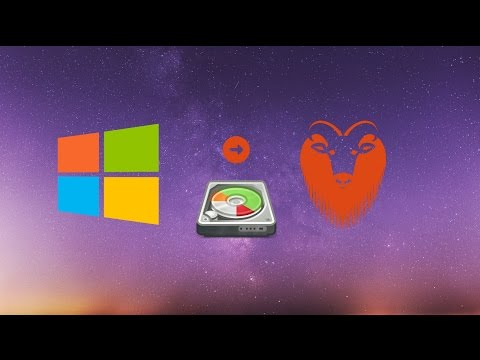 How To Safely Move Space From Windows 7/8/10 to Ubuntu (GPT + UEFI Mode)