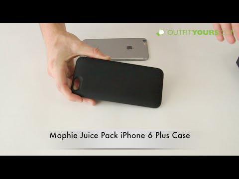 mophie juice pack for iPhone 6 Plus Review - Best Battery Case for iPhone 6 Plus