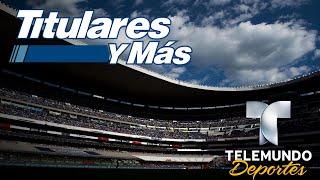 Cruz Azul y su gloriosa historia en el Estadio Azteca | Titulares y Más | Telemundo Deportes