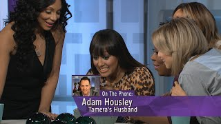 Its A Girl Tameras Exciting Baby Reveal