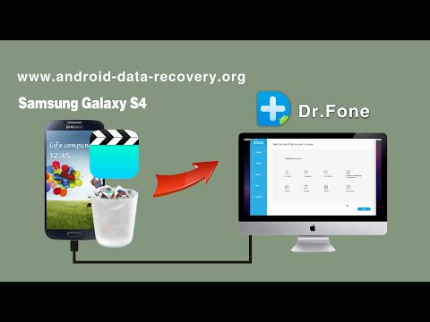 [S4 Video Recovery]: How to Recover Videos from Samsung Galaxy S4 (Mini/Active) on Mac 10.7~10.11
