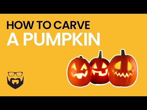 How To Basic Pumpkin Carving