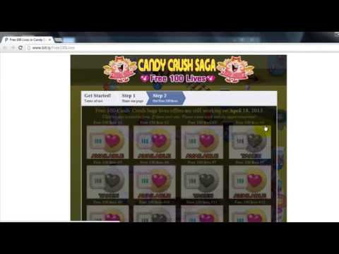Candy Crush Saga Cheats Free Lives, Extra Moves and Lollipop Hammers