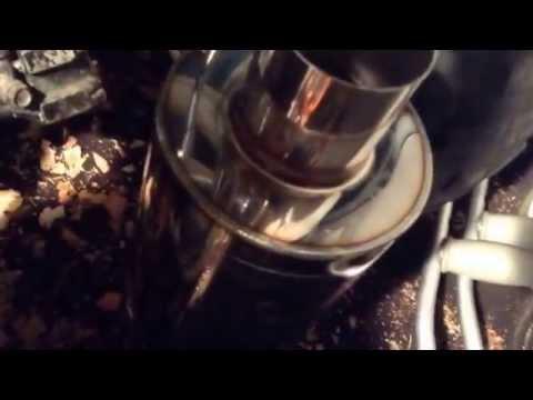 How to build a cheap high performance atv exhaust/muffler