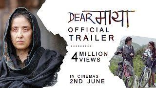 Dear Maya | Official Trailer | Manisha Koirala | Releases on 2nd June
