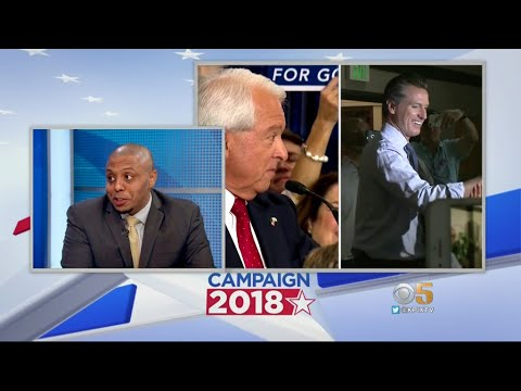 At Issue: California Governor Race