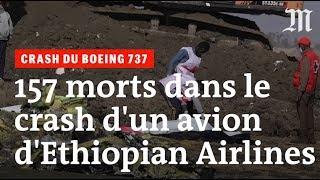 L'Ethiopie endeuillée par le crash du Boeing 737