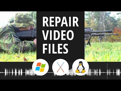 Fix Audio/Video Delay/Sync WITHOUT RE-ENCODING - Easy Tutorial Windows/macOS/Linux