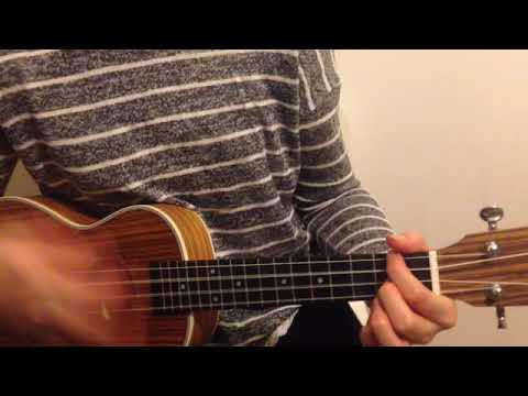 UKE Can Do It- Riptide Tutorial- The Crafty R