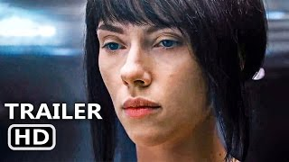 "GHOST IN THE SHELL ""Human"" Trailer (2017) Scarlett Johansson Sci-Fi Movie HD"