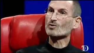 Steve Jobs tells us a secret