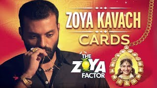 The Zoya Factor | Cards | Sonam Kapoor | Dulquer Salmaan | Sep 20