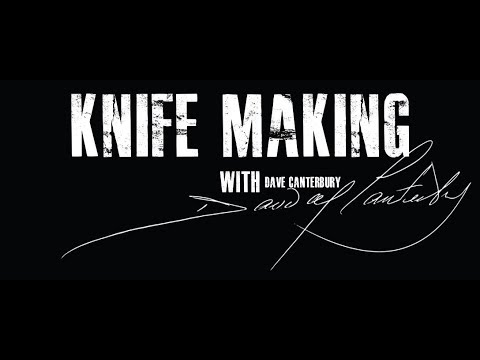 DIY Knife Making step by step Instructions