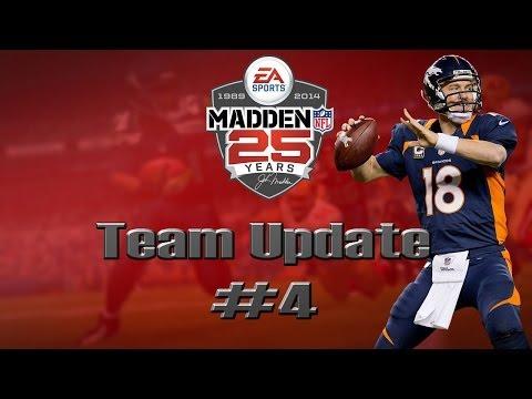 Madden 25 Ultimate Team | Team Update #4