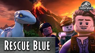 Rescue Blue - LEGO Jurassic World - Pick Your Path