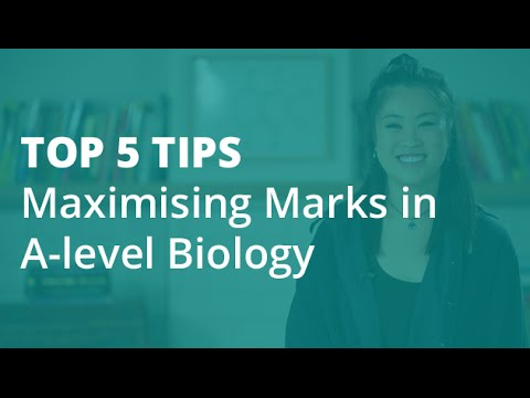 The Top 5 Tips for Maximising Marks in A-level Biology Exams