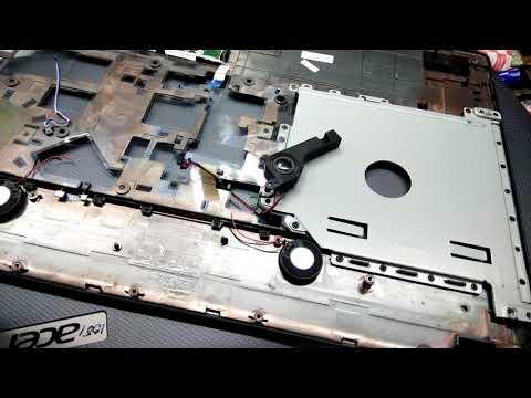 acer laptop speaker change