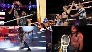 WWE SUMMERSLAM 2018 | REVIEW