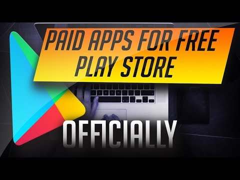 How To Get Paid Apps For Free In Android! (Officially)