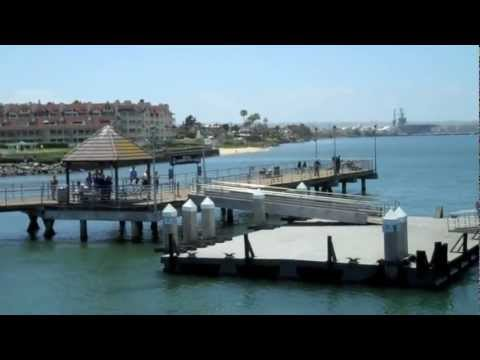 Take the Ferry to Coronado with us