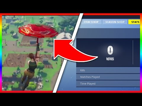 How to get Unbrella in Fornite Battle Royale without winning! ( FREE UNBRELLA )
