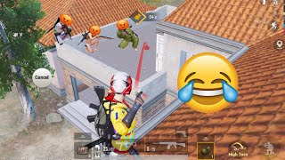 Trolling Angry 😡 Noobs 🤣🤪   PUBG MOBILE FUNNY MOMENTS