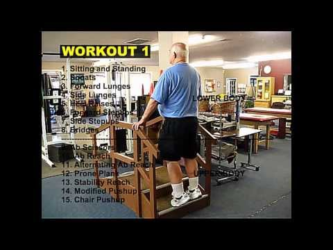 STRENGTH and STABILITY EXERCISES Workout 1(Refresher)