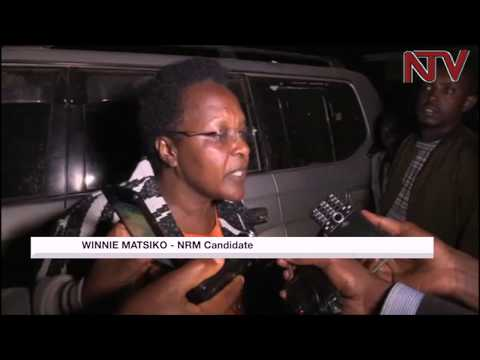 NRM's Winnie Matsiko rejects Rukungiri by-elections results