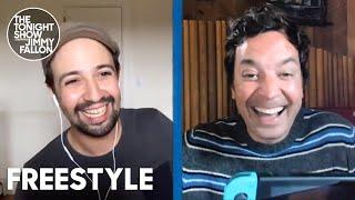 Lin-Manuel Miranda Freestyles About Random Objects