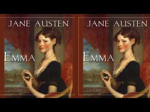 EMMA Audiobook by Jane Austen  | Audiobooks Youtube Free | Part 1 of 2