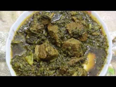 Palak Gosht Recipe very very tasty !!!