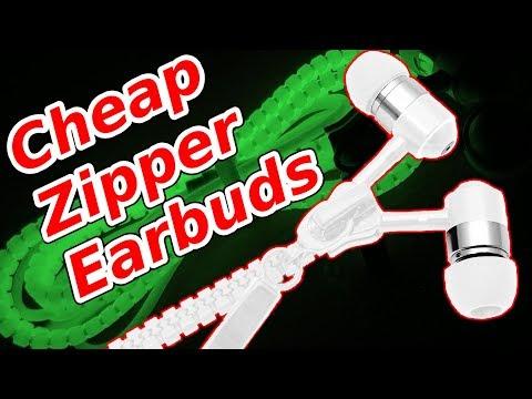 Cheap earbuds, part 1