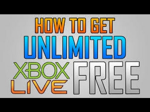 How to get Free Xbox Live Gold For Life!!! Update:(Patched)