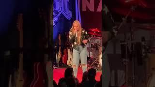 Gabby Barrett I Hope Live Nashville 11 19 19