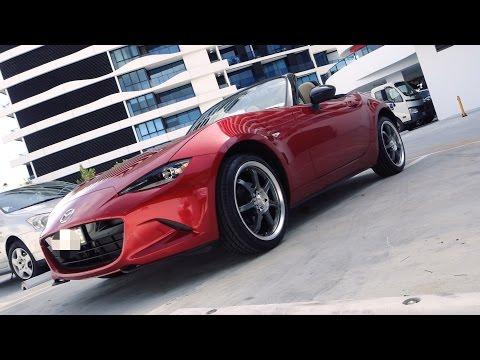 Az új Felni a Mazdan