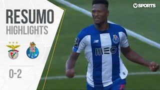 Highlights   Resumo: Benfica 0-2 FC Porto (Liga 19/20 #3)