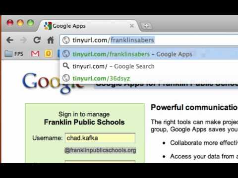 How to Set Chrome to Default Page