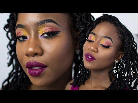 Fun SPRING CRUELTY FREE Makeup | JASMINE ROSE 2017
