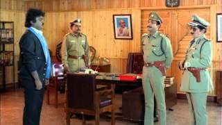 Managara Kaval - Vijayakanth challenges Delhi police