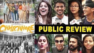 CHHICHHORE Movie Hit/Flop Honest PUBLIC REVIEW -FIRST Day First Show-Shraddha Kapoor,Sushant Singh