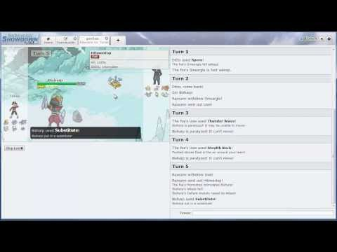 Bisharp is OP Pokemon Showdown