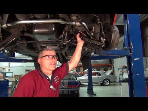 How To Install Mustang Lower Control Arms
