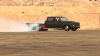 Fast & Furious 4:  Chevy Crew Cab Truck Gets Twisty | Edmunds.com