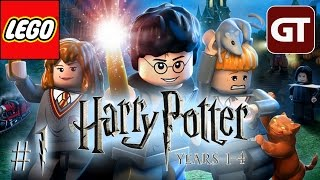 LEGO Harry Potter - Years 1-4 - PS4-Gameplay #1 - Let's Play Harry Potter - Deutsch