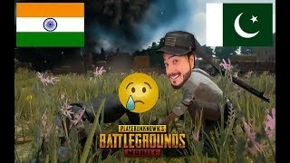 PUBG Pakistan: I Revived My Indian Teammate 3 Times. Duo Vs Squad
