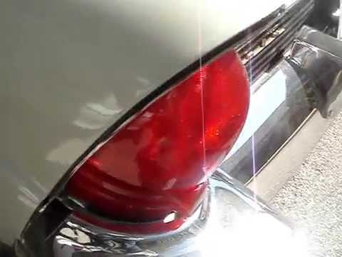 1956 LINCOLN PREMIER HARDTOP - NEW STYLE BOOST SALES