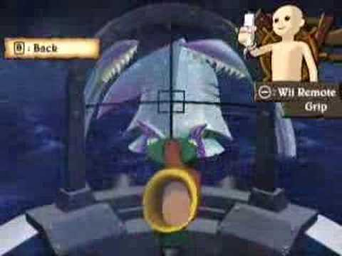 Wii Zack & Wiki 寶島Z 6-1 Pirate Ship-The.Great.Chase
